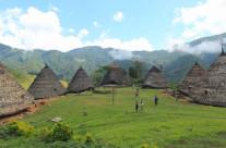 Pemukiman Waerebo Tradisional